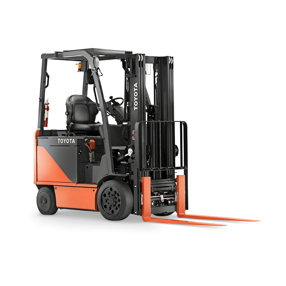 Toyota Core Electric Forklift Wd Matthews